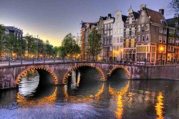 Amsterdam - Canalele din Amsterdam