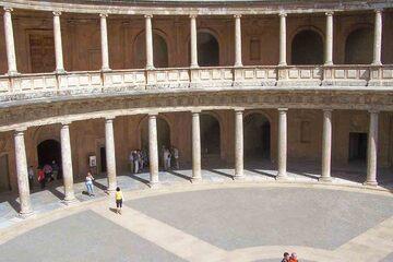 Granada - Palacio de Carlos Quinto