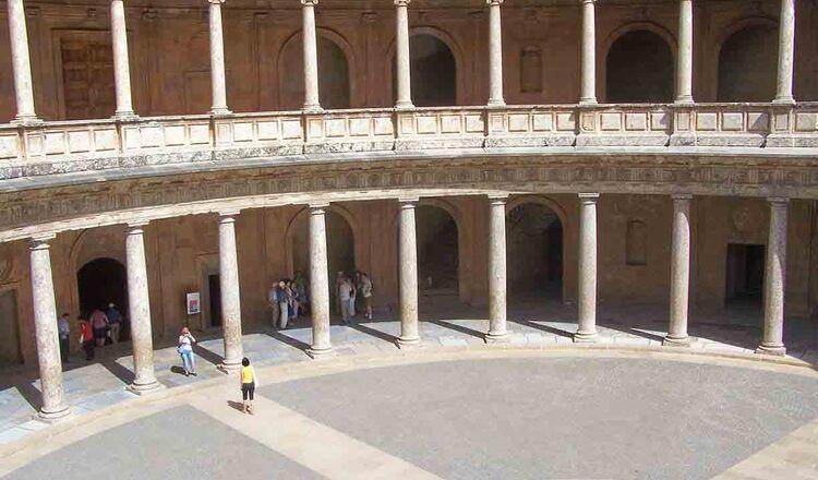 Palacio de Carlos Quinto