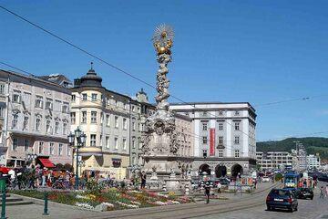 Linz - Trinity Column