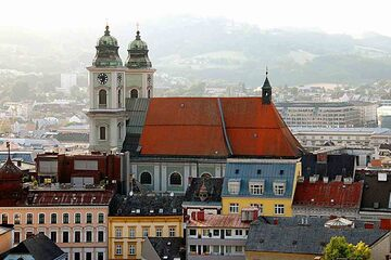 Linz - Old Cathedral