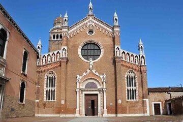 Venetia - Biserica Dell Orto Madonna