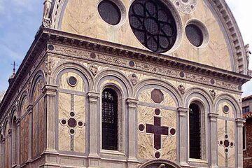 Venetia - Biserica Santa Maria dei Miracoli