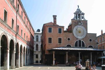 Venetia - Chiesa di San Giacometto