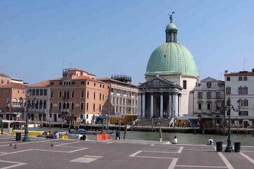 Venetia - Chiesa di San Simeon Piccolo