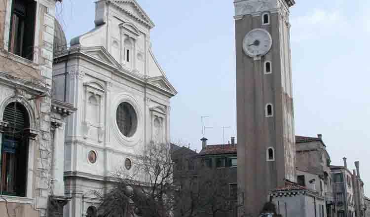 Biserica San Giorgio Dei Greci