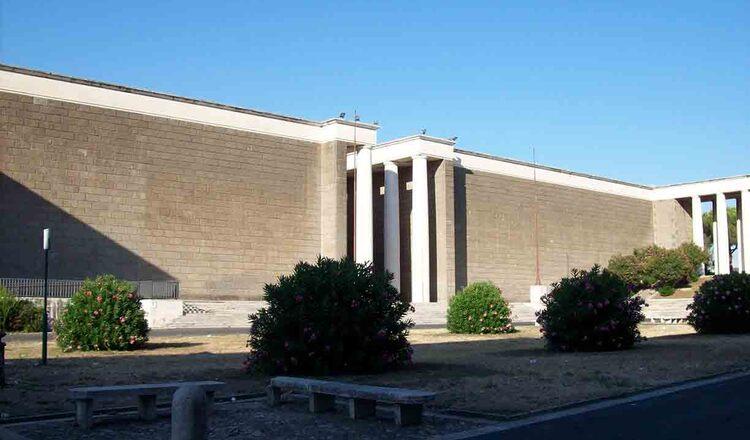 Muzeul Civilizatiei Romane