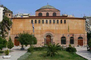 Salonic - Agia Sofia
