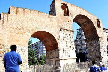 Salonic - Arcul lui Galerius