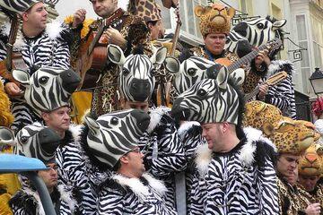 Cadiz - Carnavalul din Cadiz