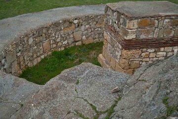 Thassos - Fortareata