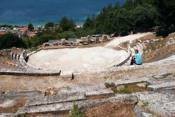 Thassos - Amfiteatru