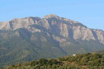 Thassos - Muntele Ipsarion