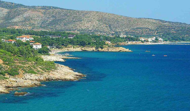 Plimbare pe insula Thassos