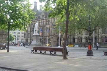 Manchester - Albert Square