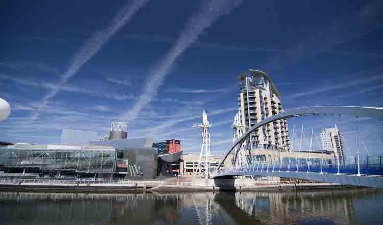 Obiective turistice Manchester din Anglia