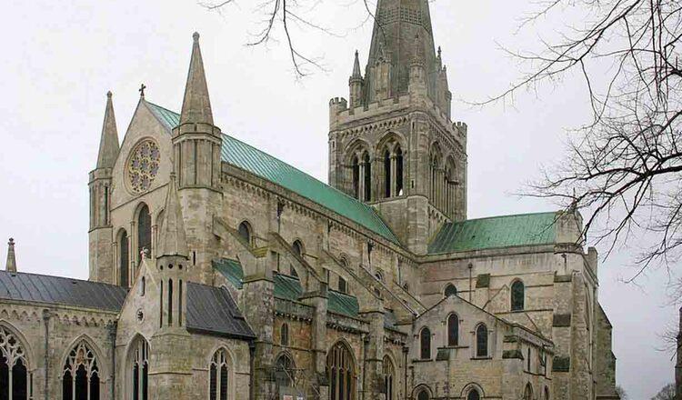 Obiective turistice Chichester din Anglia