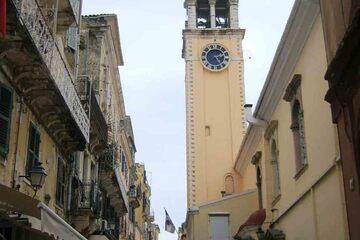 Corfu - Biserica Agios Spyridon