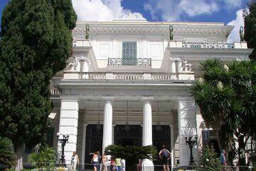 Corfu - Palatul Achilleion