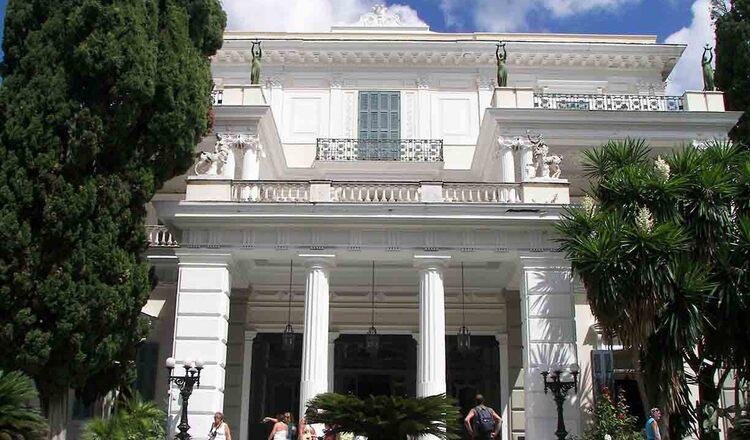 Palatul Achilleion