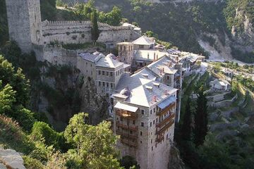 Halkidiki - Muntele Athos