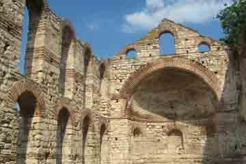 Nessebar - Sediul vechii Episcopii