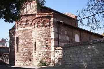 Nessebar - Biserica Sfantul Stefan