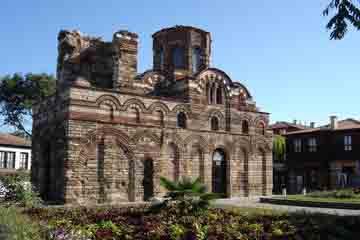 Nessebar - Biserica Hristos Pantocrator