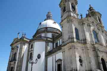 Braga - Santuario Nossa Senhora do Sameiro