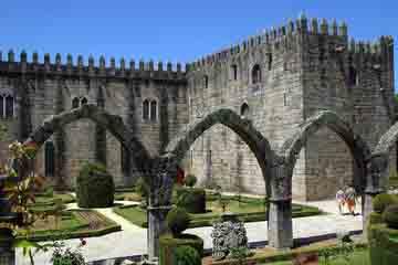 Braga - Jardim de Santa Barbara
