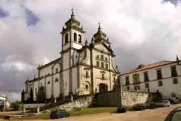 Braga - Mosterio de Sao Martinho de Tibaes