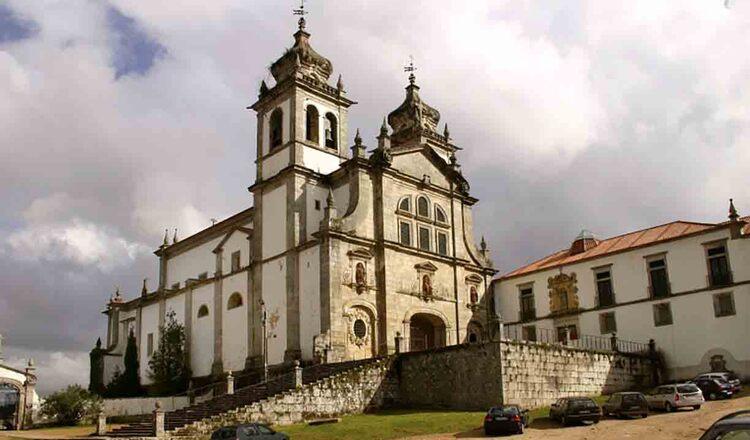Mosterio de Sao Martinho de Tibaes
