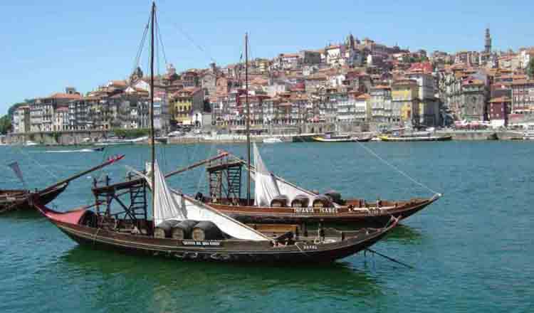 Obiective turistice Porto din Portugalia