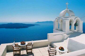 Santorini - Insulele mici de langa Santorini