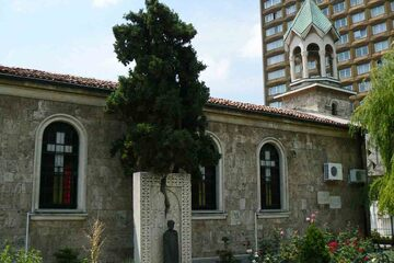Burgas - Biserica armeana