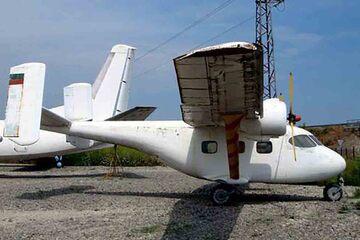 Burgas - Muzeul de aviatie