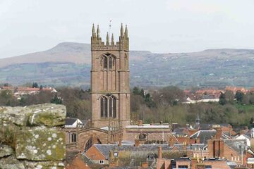 Ludlow - Biserica St. Laurence