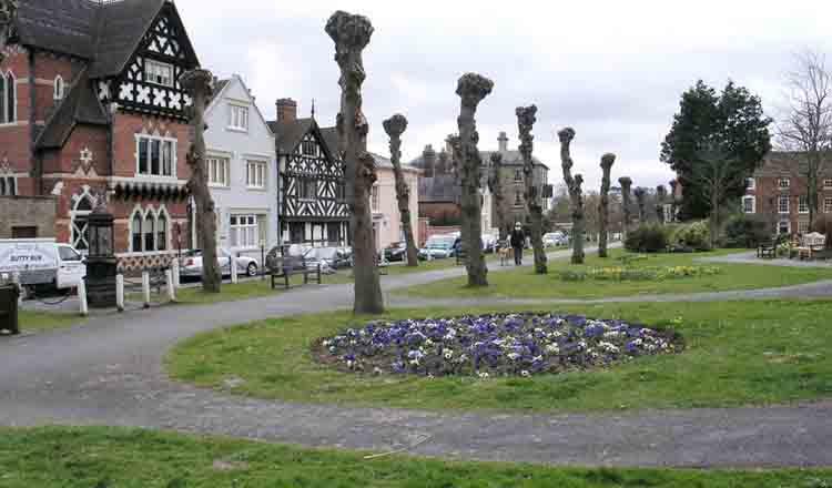 Obiective turistice Ludlow din Anglia