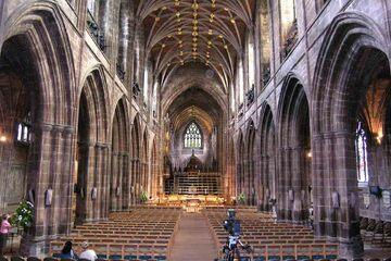 Chester - Catedrala Chester