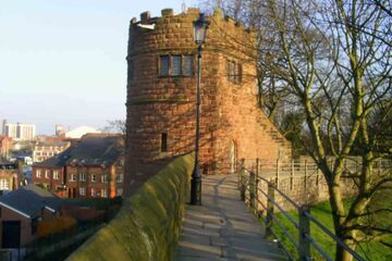 Chester - King Charles Tower