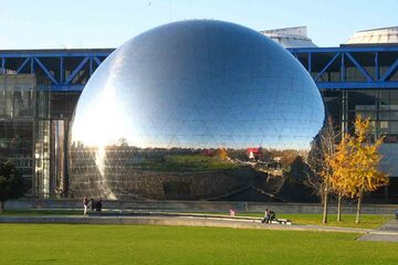 Paris - Parc de la Villette