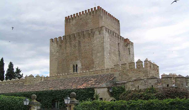 Castelul lui Enrique