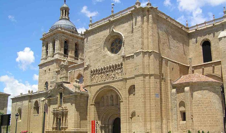 Obiective turistice Ciudad Rodrigo din Spania
