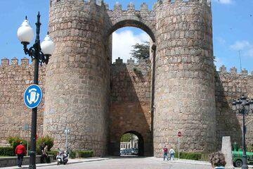 Avila - Puerta de San Vicente