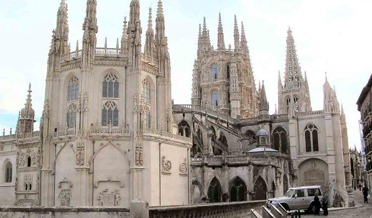 Obiective turistice Burgos din Spania