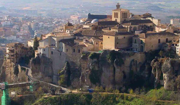 Obiective turistice Cuenca din Spania