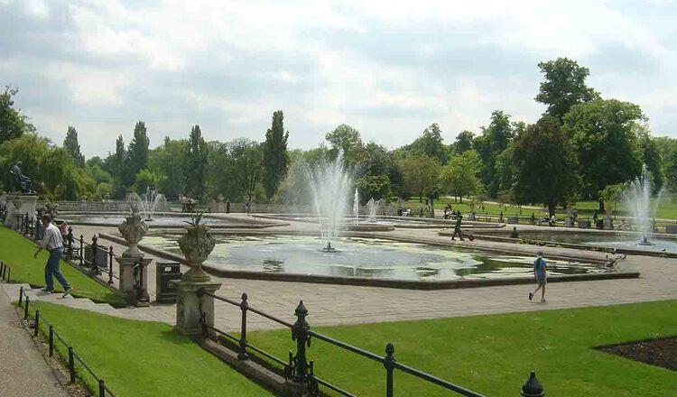 Parcurile Londrei