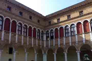 Ferrara - Palazzo Ludovico il Moro