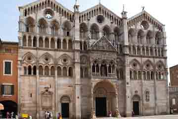 Ferrara - Catedrala