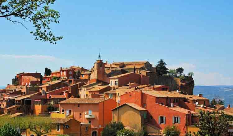Obiective turistice Luberon din Franta